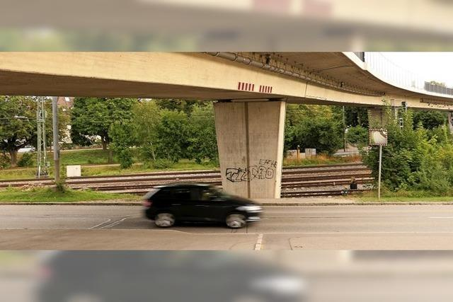 Die Hagelrainstraße wird gesperrt