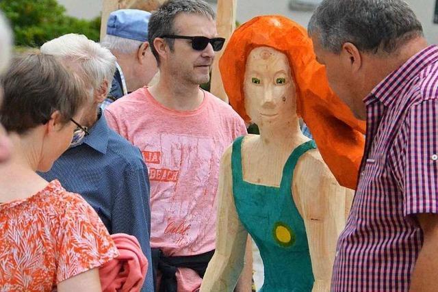 Internationale Bildhauersymposium St. Blasien 2019