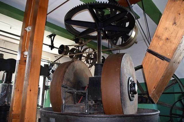 Das Industriedenkmal Ölmühle Schopfheim öffnet sich zum ersten Mal