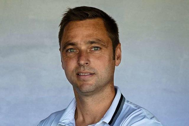 Reiner Heitz, Trainer SV Rust: