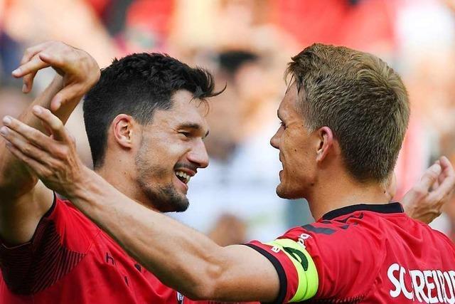 SC Freiburg gibt Tim Kleindienst und Patrick Kammerbauer ab