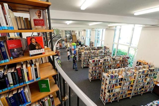 Die Stadtbibliothek öffnet ab sofort auch montags