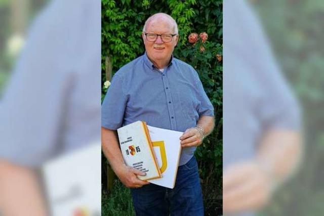 Nach 35 Jahren wird Josef Hügele aus dem Kreistag verabschiedet