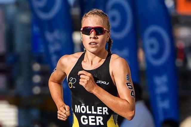 Katharina Möller knackt bei WM-Debüt beinahe die Top Zehn