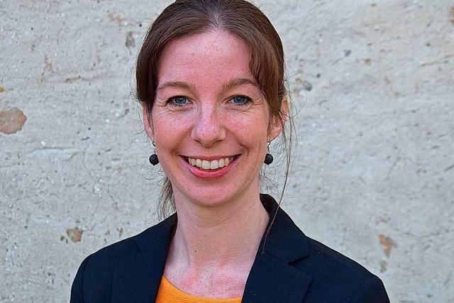 Neu im Rat: Stephanie Reisenberger (SPD), Merdingen
