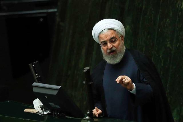 Iran schließt
