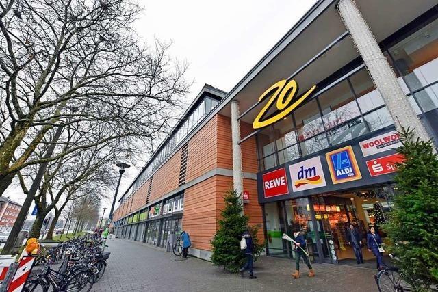 Im Einkaufszentrum an der Schwarzwaldstraße folgt das Lokal