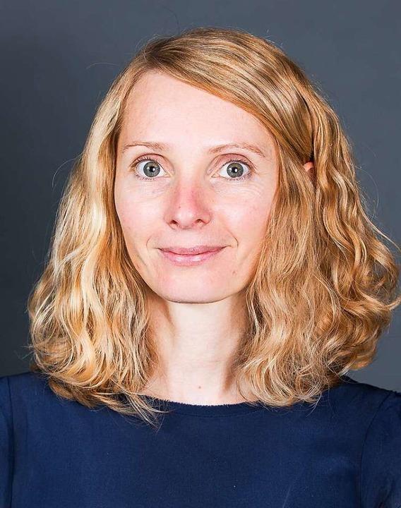 Susanne Gilg  | Foto: Carlotta Huber