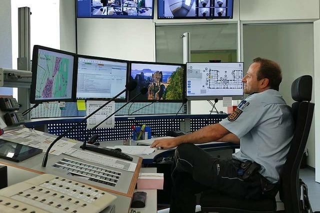 Die Lörracher Polizei ist jetzt technisch auf dem neusten Stand