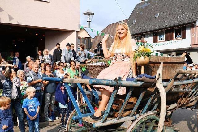 Das Schwiboge-Fest in Eichstetten – Kulinarisches, Musikalisches und Wein