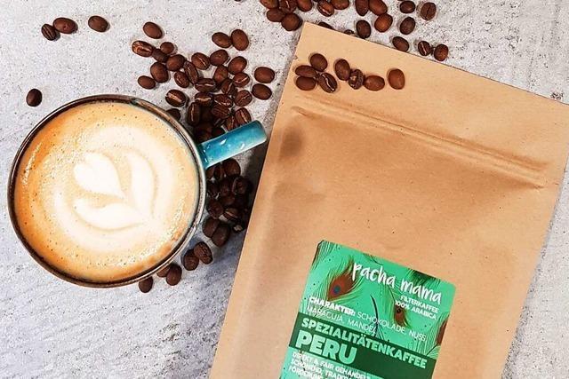 Ein Kaffee mit Karamellnote: Der Pacha-Mama-Brühkaffee von der Manufaktur Carabica