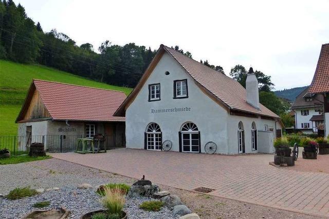 Hammerschlag und Mühlenkraft in Oberprechtal
