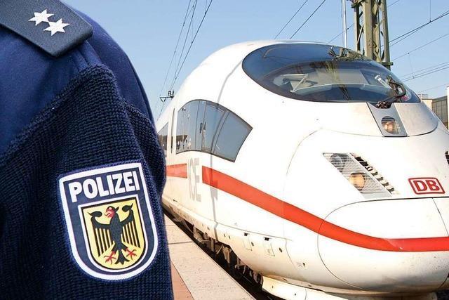Bundespolizei nimmt per Haftbefehl gesuchten Mann in Freiburg fest