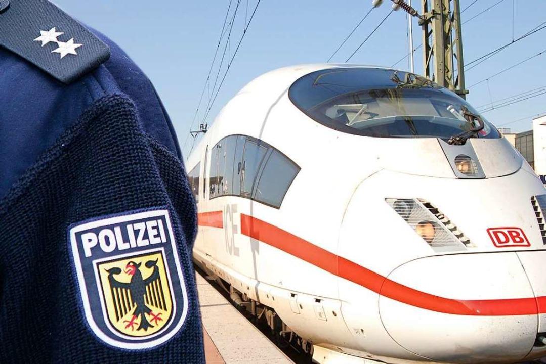 Die Bundespolizei in Freiburg hat eine...aftbefehlen gesucht wurde. Symbolbild.  | Foto: Bundespolizei