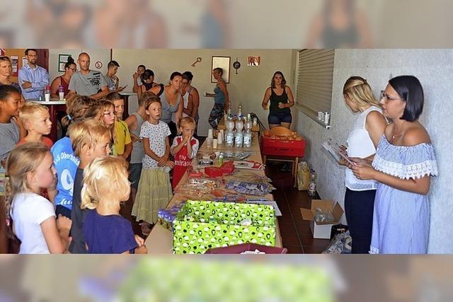 Rheinhausen beendet die Ferienspiele