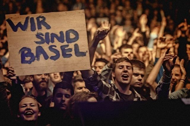 Bisher größte Ausgabe des Jugendkulturfestivals Basel
