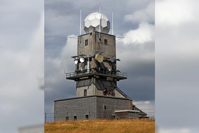 Ein Turm als Hochzeitsgeschenk