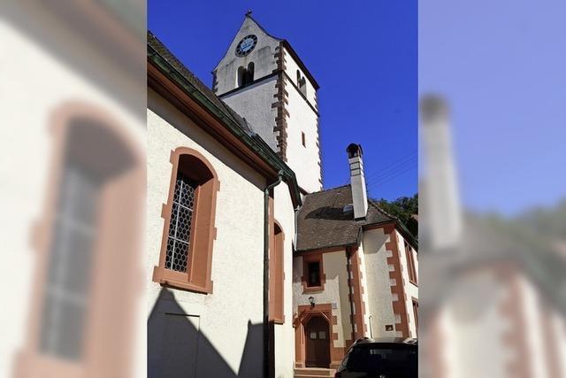 Dorfkirche im Wandel der Zeit