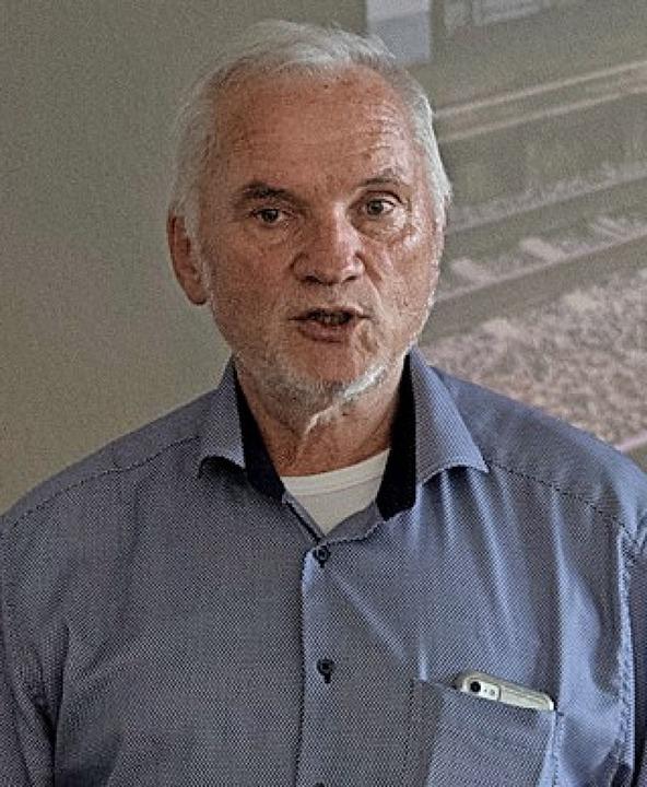 Ulrich Grosse  | Foto: Volker Münch