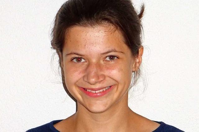 Schülerin des Lise-Meitner-Gymnasiums gewinnt Preis bei Zeitungsprojekt
