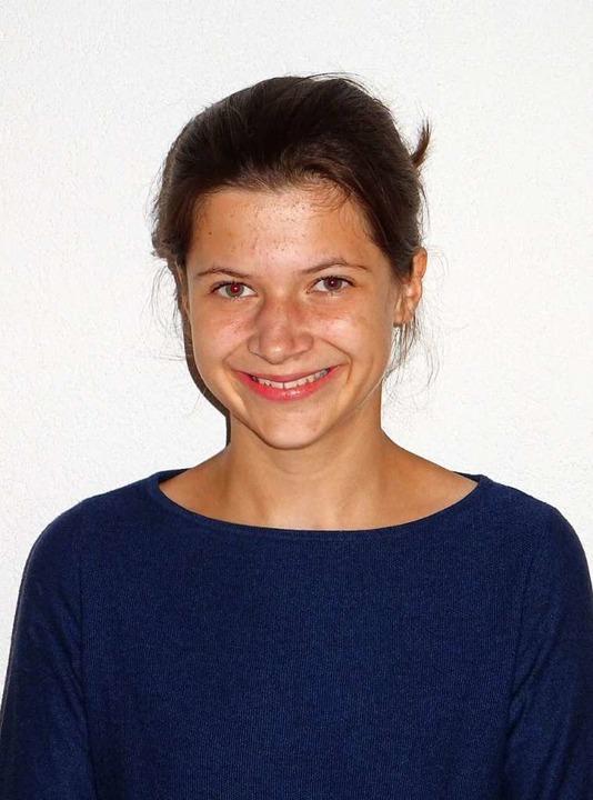 Elisabeth Habeck  | Foto: Privat