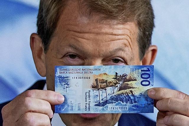 Neue Schweizer Franken