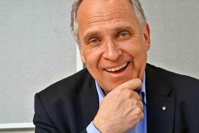 Werner Tiki Küstenmacher: