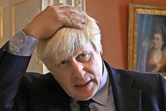 Johnson verliert Mehrheit
