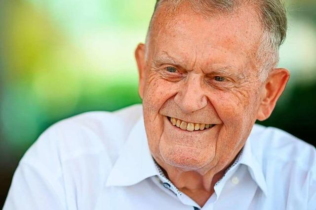 Ein Reformer, getarnt als Konservativer: Erwin Teufel wird 80