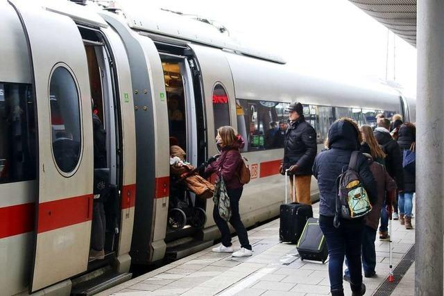 Die Informationspolitik der Bahn ist nur noch zum Kopfschütteln
