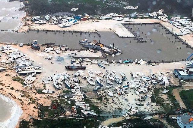Hurrikan hinterlässt Spur der Zerstörung auf den Bahamas – immer mehr Tote