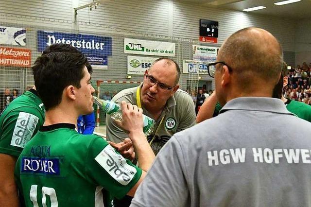 HGW Hofweier will den etablierten Spielern Dampf machen