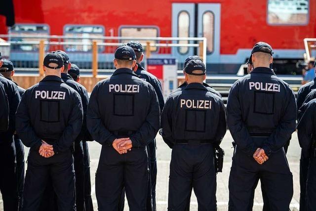 39-Jähriger am Freiburger Bahnhof festgenommen