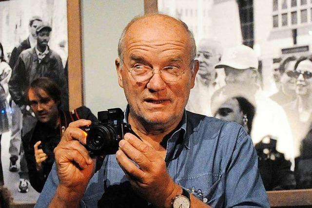 Deutscher Starfotograf Peter Lindbergh mit 74 Jahren gestorben