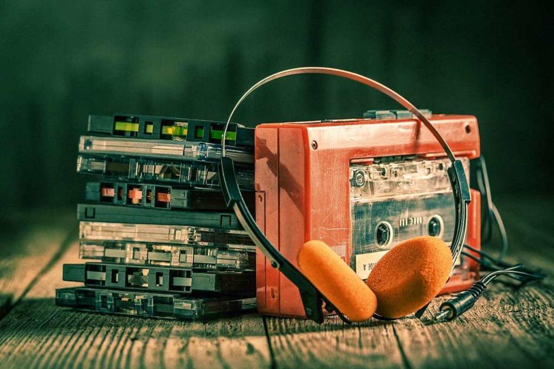 Ende der Siebziger revolutionierte der Sony Walkman das Musikhören.  | Foto: Shaiith (stock.adobe.com)