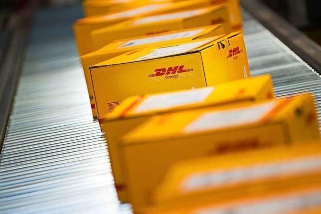 DHL sagt, dass Pakete von Amazon nicht bevorzugt werden