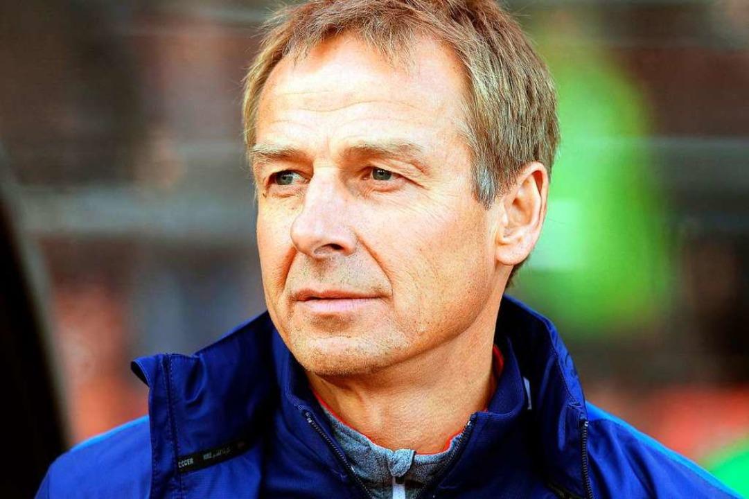 Klinsmann will nicht zum VfB.  | Foto: Walter Bieri
