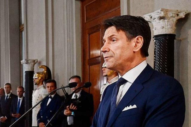 Neue Regierung in Italien steht – Di Maio wird Außenminister
