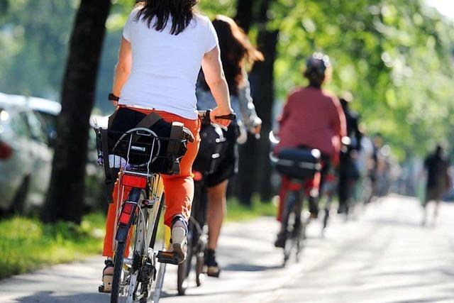 Auch in Grenzach-Wyhlen haben Radfahrer bald Vorrang