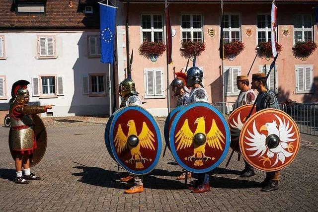 Eine Reise in die römische Vergangenheit von Breisach
