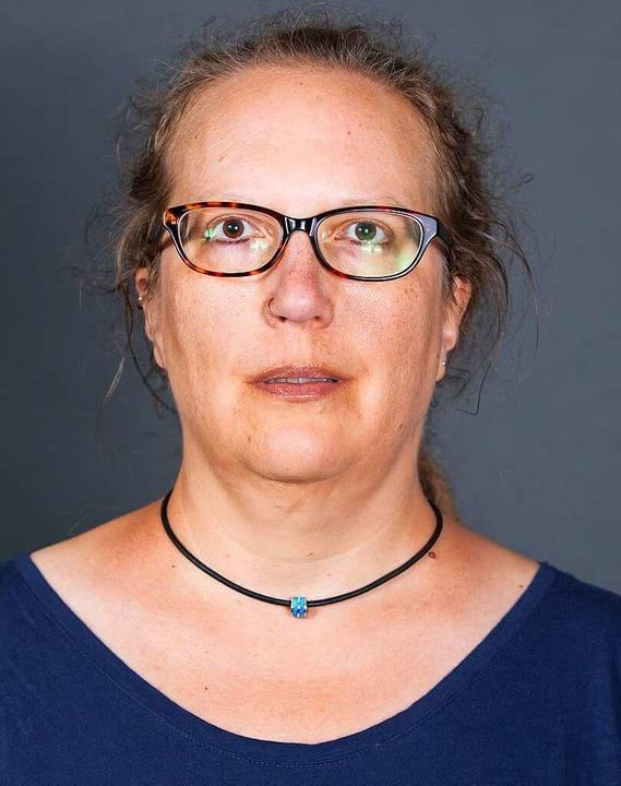 Claudia Renk  | Foto: Carlotta Huber