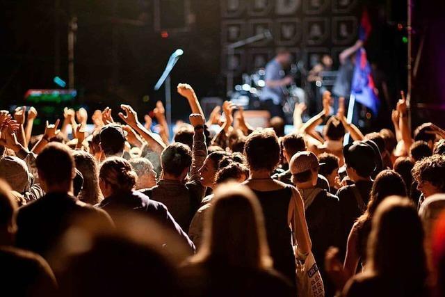 Basel erwartet am Wochenende 60.000 Besucher beim Jugendkulturfestival