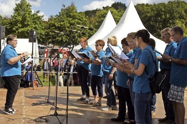 Musik verbindet Partnergemeinden