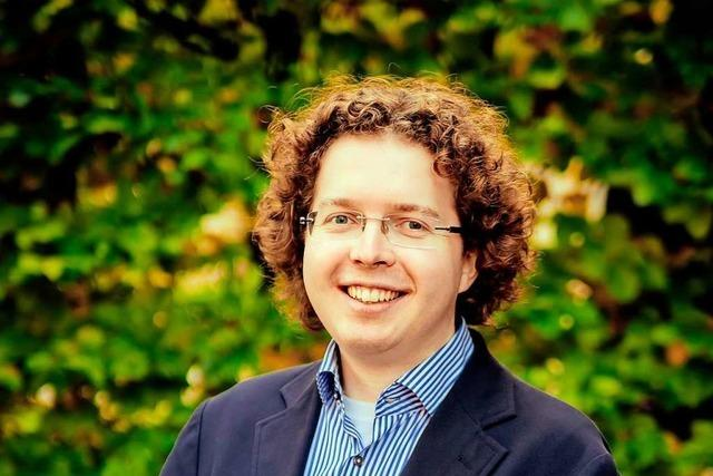 Essener Domorganist Sebastian Küchler-Blessing spielte in Freiburg