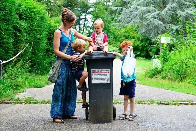 Wird Müllvermeiden in Freiburg ausreichend belohnt?