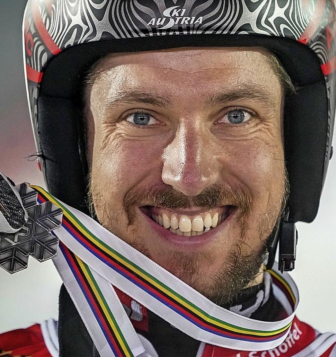 Marcel Hirscher  | Foto: Michael Kappeler (dpa)