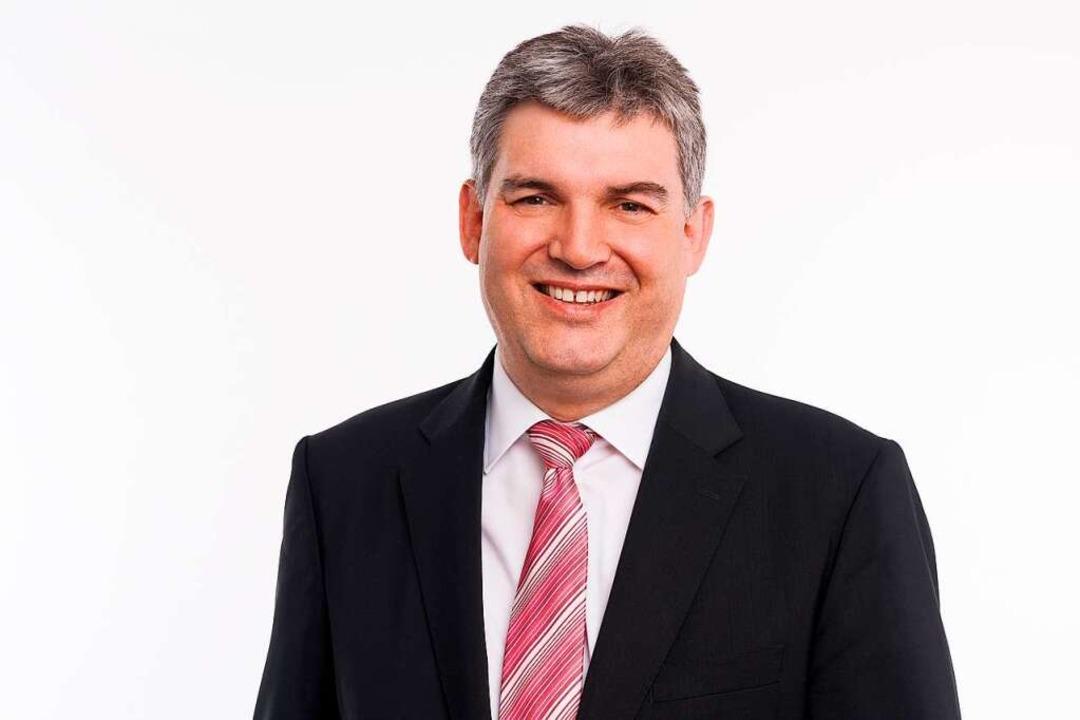 Christoph Gerber ist Geschäftsführer d...ker Leibinger & GmbH & Co. KG.    Foto: Privat
