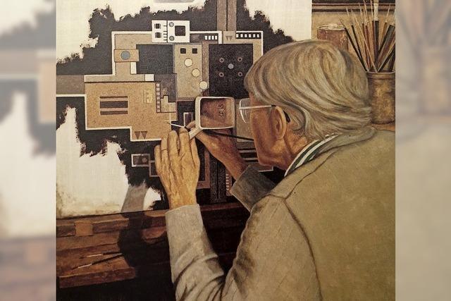 Rückblick auf erfülltes Künstlerleben