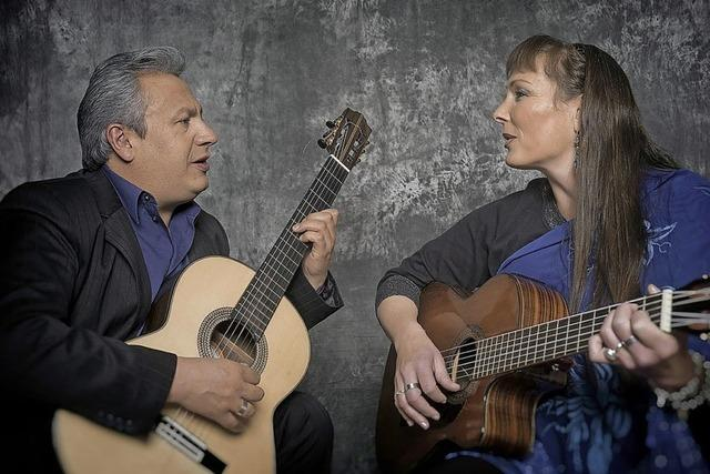 Dagmar Dümchen präsentiert bolivianische Musik