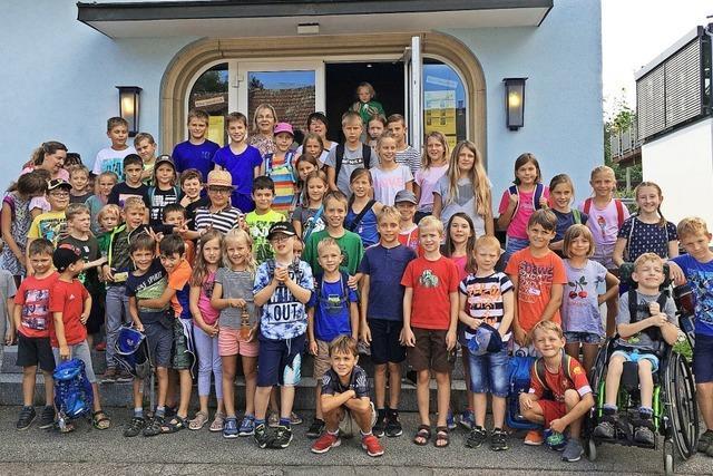 Ferienspaß für 141 Kinder
